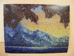 Ещё одна дипломная работа студента мозаика на диплом