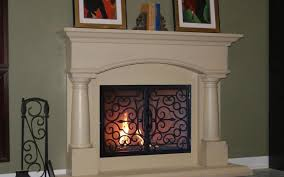 From Stain Glass to Fireplace Screen