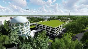 Аэропорт и прилегающая территория дипломный проект Азизовой Бону  Архитектурный факультет ТАСИ призван воспитывать и готовить архитектора новой формации таким творческим работником в котором органически слиты черты