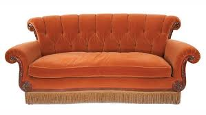 Central Perk Couch from 'Friends'