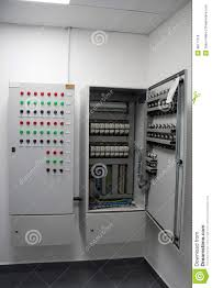 Circuit Breaker Cabinet Electrical Cabinet Stock Photo Image 38777018