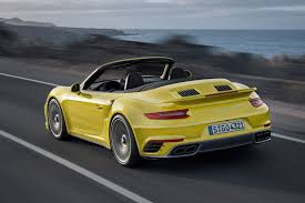 porsche 911 turbo 2016. porsche 911 turbo and s coupe cabrio are updated for 2016 both versions available taillights u