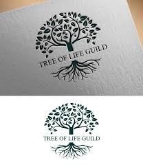 Tree Of Life Graphic Design Elegant Serious Logo Design For Tree Of Life Guild By