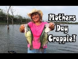 Mozingo Lake Depth Chart Mothers Day Crappie Slam Slabs On Mozingo Lake Youtube