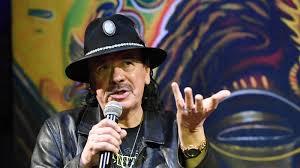 <b>Santana's</b> '<b>Africa Speaks</b>' Album Is A Divine Voodoo : NPR