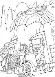 Vrachtwagens Kleurplaat Gratis Kleurplaten Printen