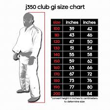 J350 Club Gi White Yellow Stripes