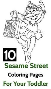 Small Picture sesame street charactor coloring sheets Big Bird Sesame Street