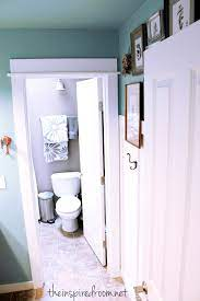 Don T Panic How To Paint Your Bathroom In Peace Home Decorating Painting Advice