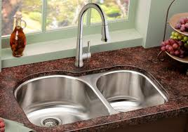 astonishing undermount stainless kitchen sinks revere rcfu3119r with reveal installation