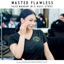 master flawless face makeup in 5 easy steps