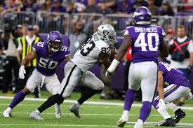 Raiders 2012 Depth Chart Record Setting Darren Waller Bright Spot For Woeful Raiders
