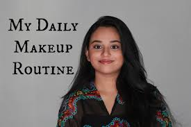 my daily makeup routine beauty on budget makeup s simple quick easy priyanka you