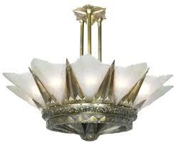 art deco glass chandelier chandelier light not working french light art slip shade chandelier in antique