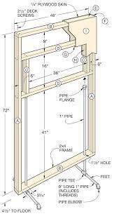 divider wall diy room divider