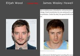 Crisis actors: Elijah Wood looks Like James Wesley Howell, the suspect  shooter from Los Angeles today : conspiracy