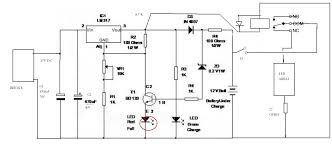 12v smart battery charger circuit electronic circuit projects vinod chandran