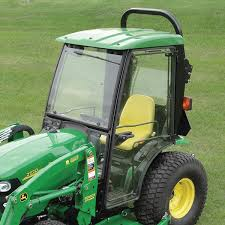 cozy cab cab to fit john deere 2032r 2520 and 2720 series tractor cab to fit john deere 2032r 2520 or 2720 tractor