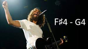 So throughout the years, i have studied and injected many things from chris' voice into my own. Hd Chris Cornell Vocal Range C 2 G6 Youtube