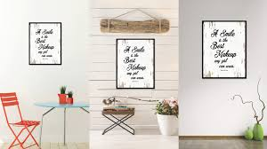 cool office wall art. A Smile Is The Best Makeup Marilyn Monroe Quote Saying Home Decor Wall Art Gift Ideas Cool Office