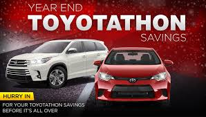 year end toyotathon offers on new toyotas at fremont toyota lander sheridan