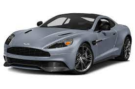 2016 Aston Martin Vanquish Carbon 2dr Coupe Pricing And Options