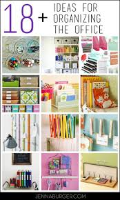 diy office organization 1 diy home office. Organzing Ideas + Tips For The HOME OFFICE! Diy Office Organization 1 Home L