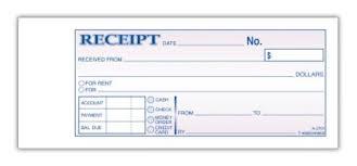Money Rent Receipt Under Fontanacountryinn Com