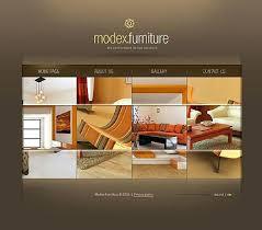best furniture websites design. Best Furniture Websites Chic  Design 8 Website Templates .