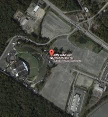 Jiffy Lube Live Parking Jiffy Lube Live At Bristow Virginia