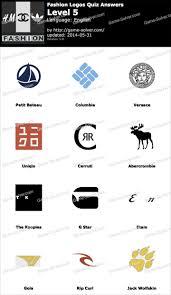 fashion logos quiz level 5