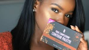 budget friendly contour kit for dark skin black radiance true plexion contour palette you
