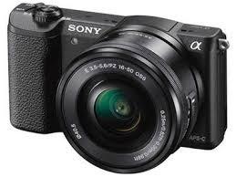 sony digital camera price list. sony digital cameras pricelist. α5100 ilce-5100l kit camera price list