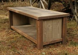 bench with shelf. Rustic Reclaimed Entry Bench And Shelf Combo By EchoPeakDesign With