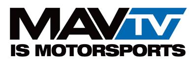 mavtv is motorsports logo