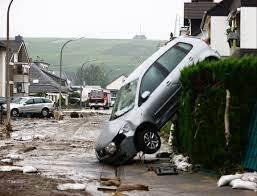 Almanya'da sel felaketi: Onlarca ölü, yüzlerce kayıp var!