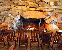 Historic Grove Park Inn  Fabulous 50u0027sGrove Park Inn Fireplace