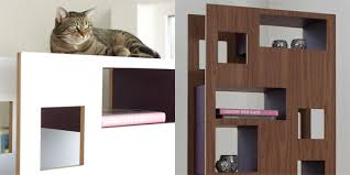 modern cat tree furniture. german designer cat trees from wohnblock modern tree furniture