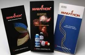 Details About Marathon Polyester Embroidery Machine Thread Colour Chart Book