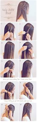 Hair Style Simple best 25 easy hairstyles ideas simple hairstyles 3643 by wearticles.com