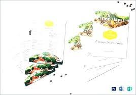 Catering Menu Templates Free Catering Menu Template Free Free Catering Menu Template Best Of Fold