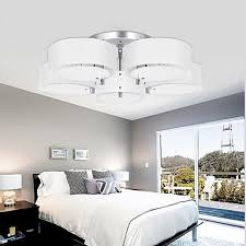 contemporary ceiling lights. Ecolight™ Flush Mount Modern Contemporary 5 Lights Ceiling Light Kids Room Entry Hallway Metal H