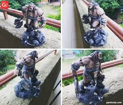 Best 3D <b>Printing WOW</b> Characters with War of Warcraft STL Files
