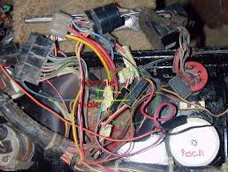 cj7 factory tach wiring off road forums discussion groups it goes right here in the harness