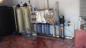 Home Water Treatment Systems Cost 1000 Liter Per Hour Semi Automatic Mineral Water Treatment Ro
