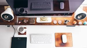 office desk wallpaper. 1366 X 768 Office Desk Wallpaper