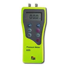 differential manometer. 625 dual input differential manometer