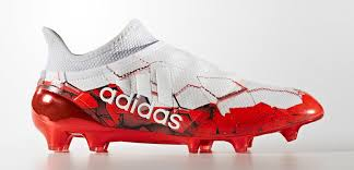 adidas x. adidas x 17+ purespeed confed cup - white / solar red