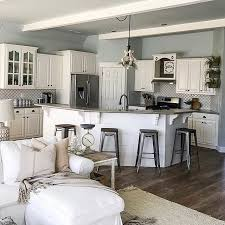 fresh ideas living room and kitchen wall colors paint colors for kitchens with white cabinets peaceful
