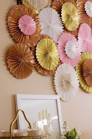 how to make girly things out of paper 24 wall decor ideas for girls rooms
